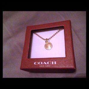 Gorgeous*COACH* Necklace Adjustable